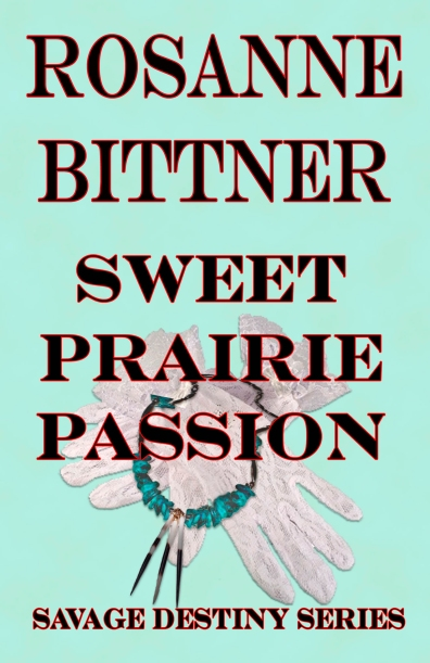 Sweet Prairie Passion Book Cover