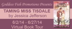 VBT Taming Miss Tisdale Banner copy